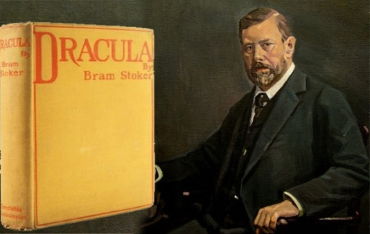 Bram Stoker (image not mine)