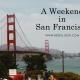 Sweet San Francisco
