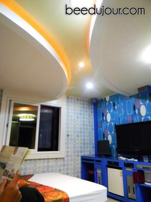 Busan room decor