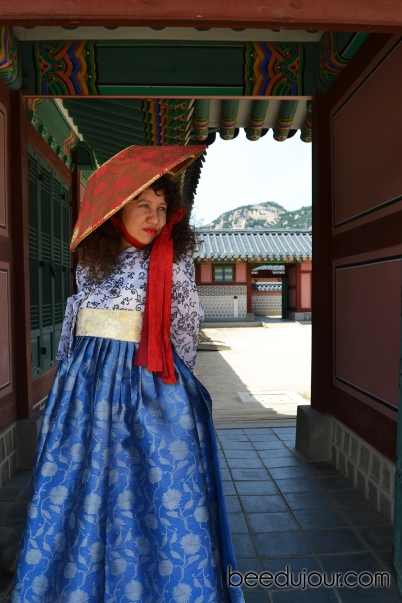 hanbok experience seoul gyeongbokgung palace