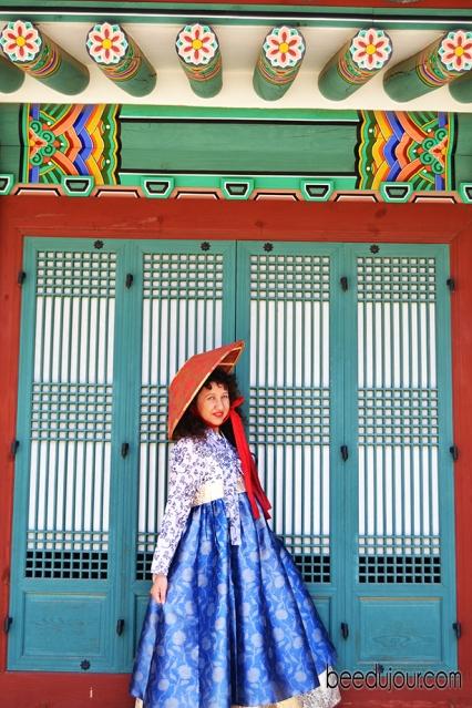 hanbok gyeongbokgung