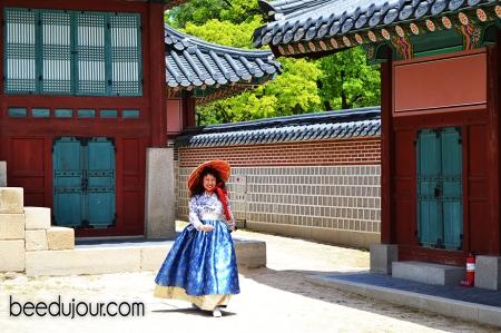 hanbok seoul experience