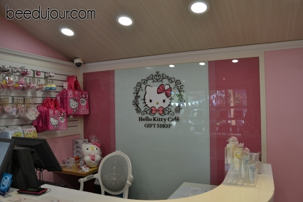 hello kitty cafe hongdae 4