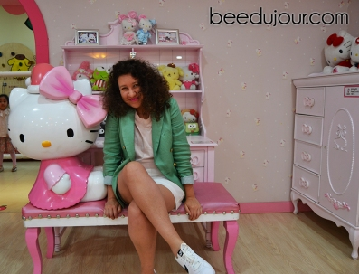 hello kitty jeju rooms