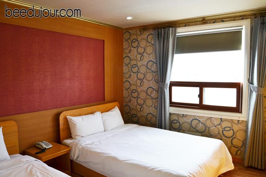 jeju accommodation