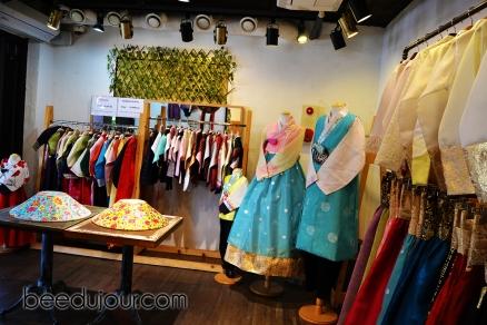 koean hanbok seoul closet