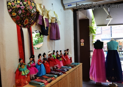 korean hanbok accessroies