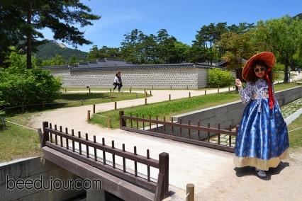 korean hanbok experience gyeongbokgung palace seoul