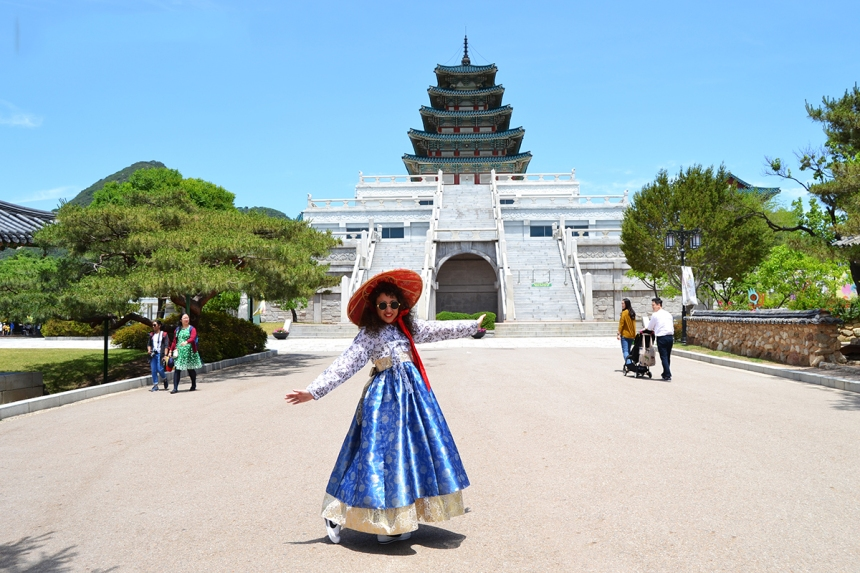 korean hanbok seoul
