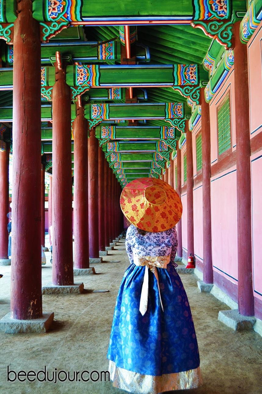 koren hanbok gyeongbokgung 5