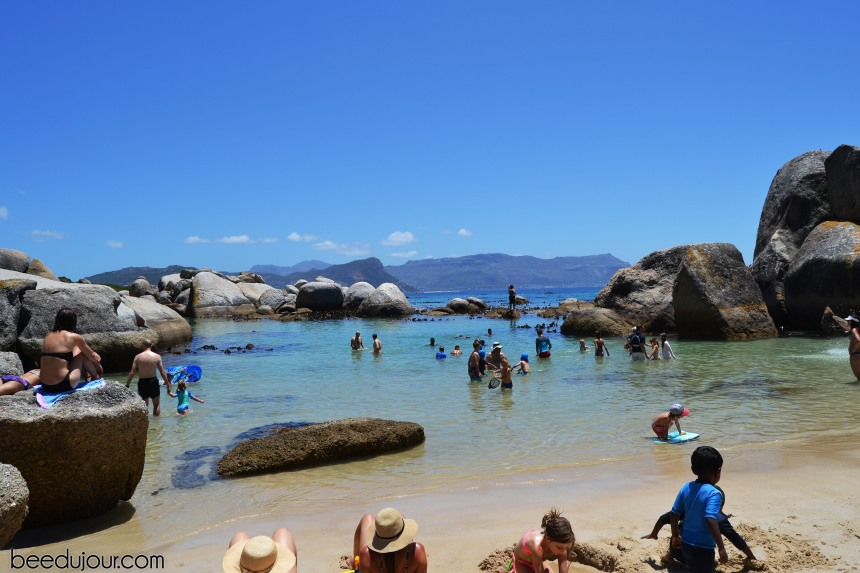 boulders beach rock pool 1