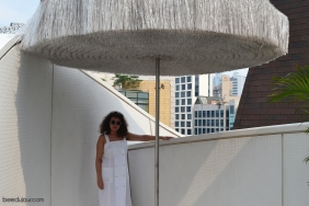 cafe dior rooftop shade