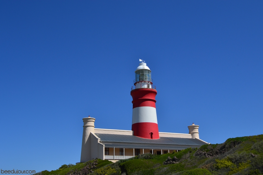 cape agulhas light house