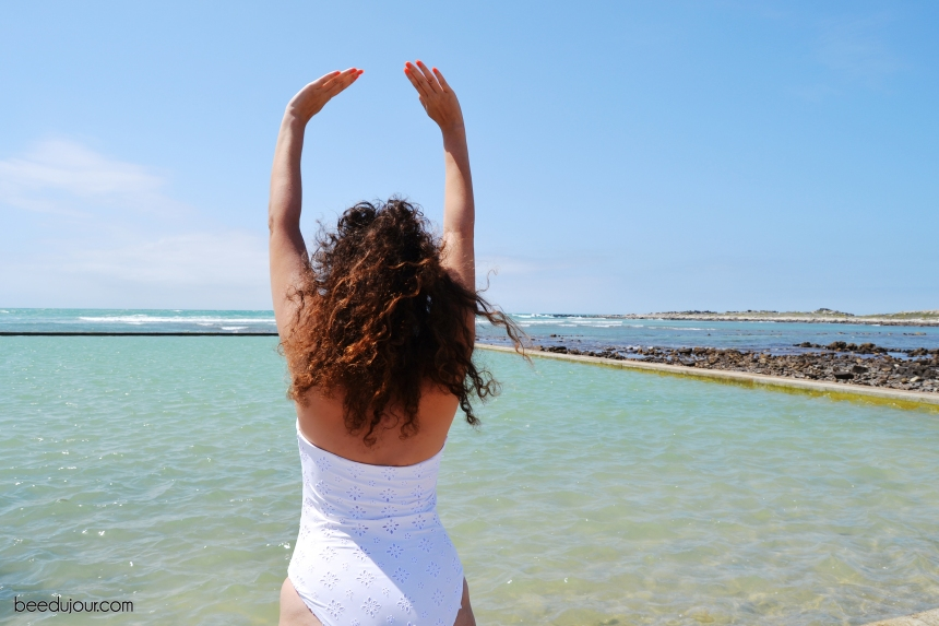 cape agulhas todal pool swim