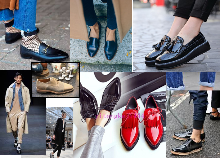 cape winter trends 2018 formal shoes unisex