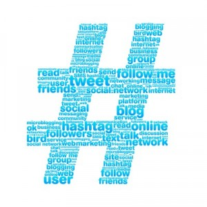 hashtag social media camp