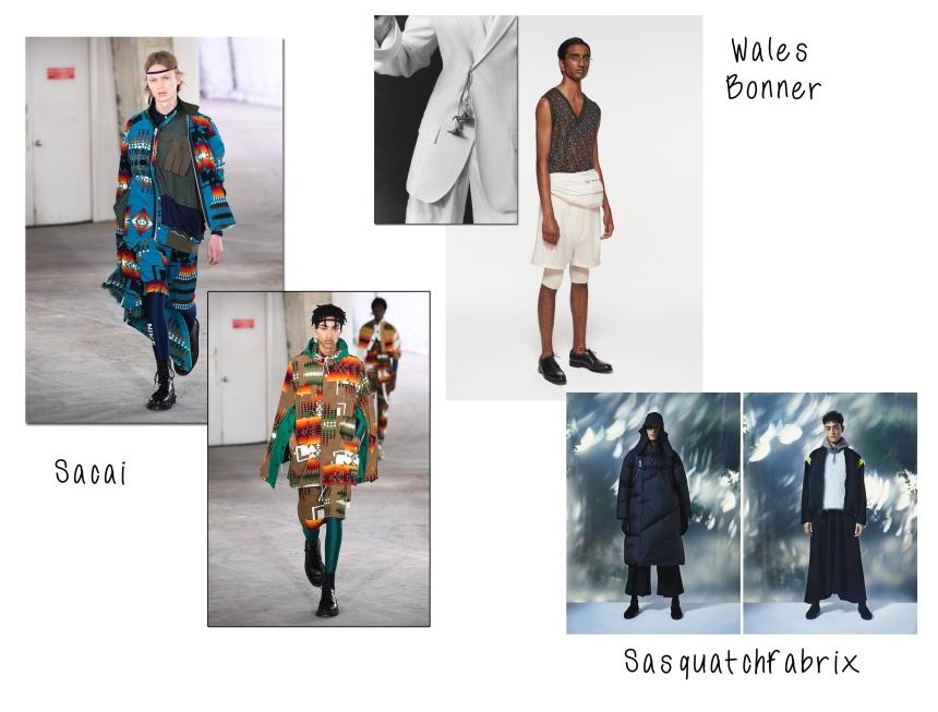 menswear ss19 heritage fashion
