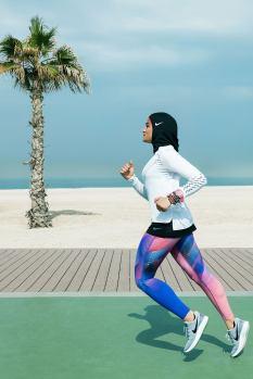 nike hijab popsugar