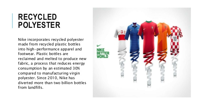 nike sustainable