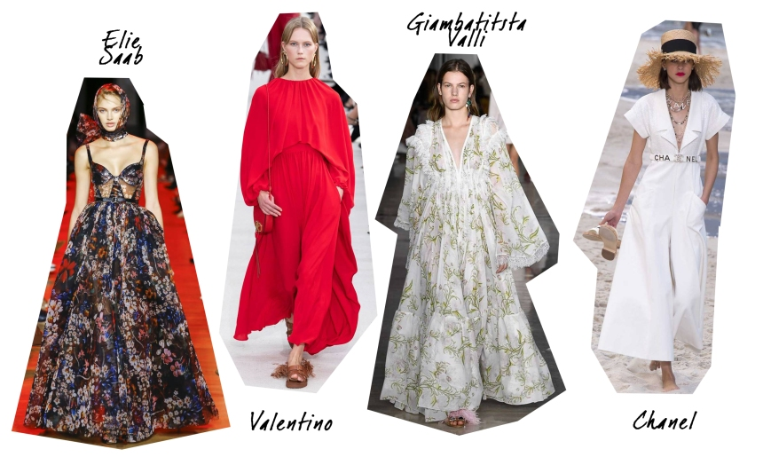 ss19 flowing gowns