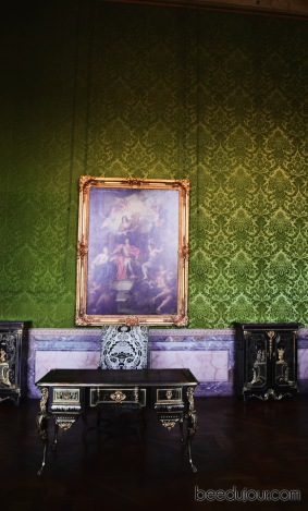 versailles green room