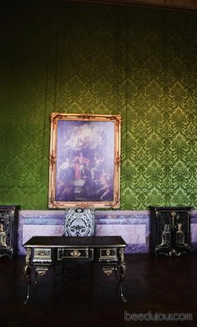 versailles green room