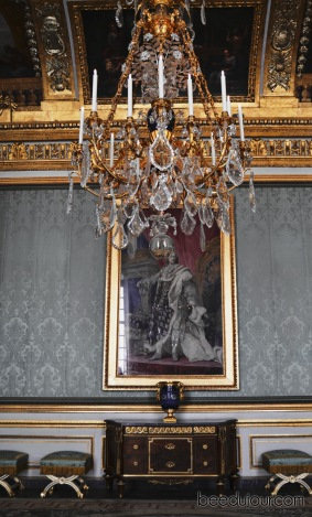 versailles king louis xiv port