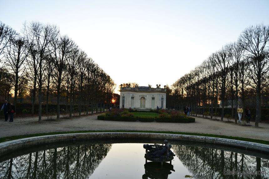 versailles petit trianon garden