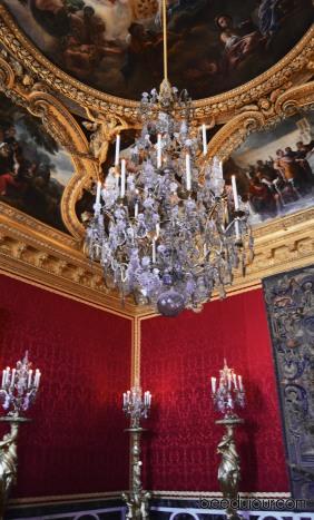 versailles red room