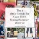 5 Style Trends for Cape Town Summer 18/19