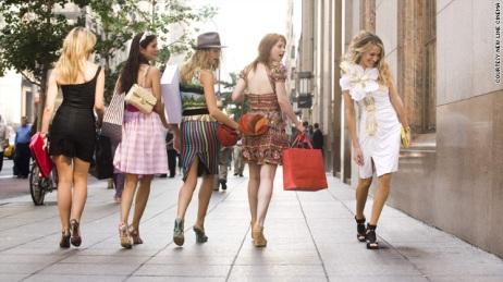 satc fashion