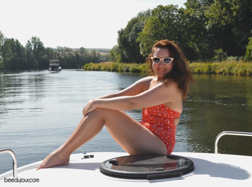 canal du nivernais le boat barge