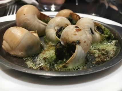 escargot bourgigne