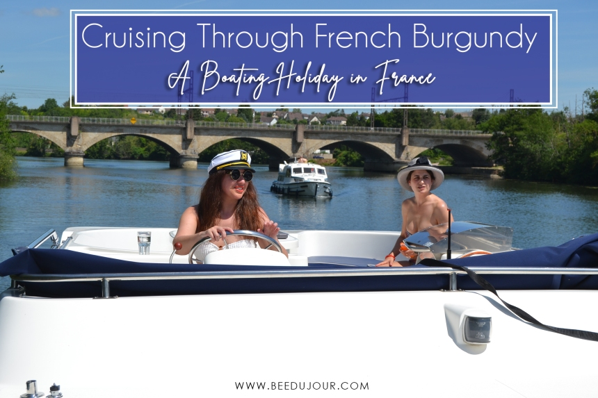 le boat canal france holiday