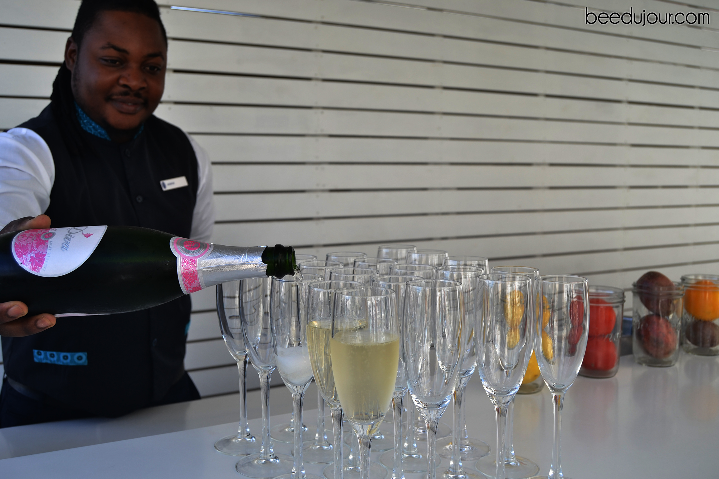 the president hotel cape town champagne