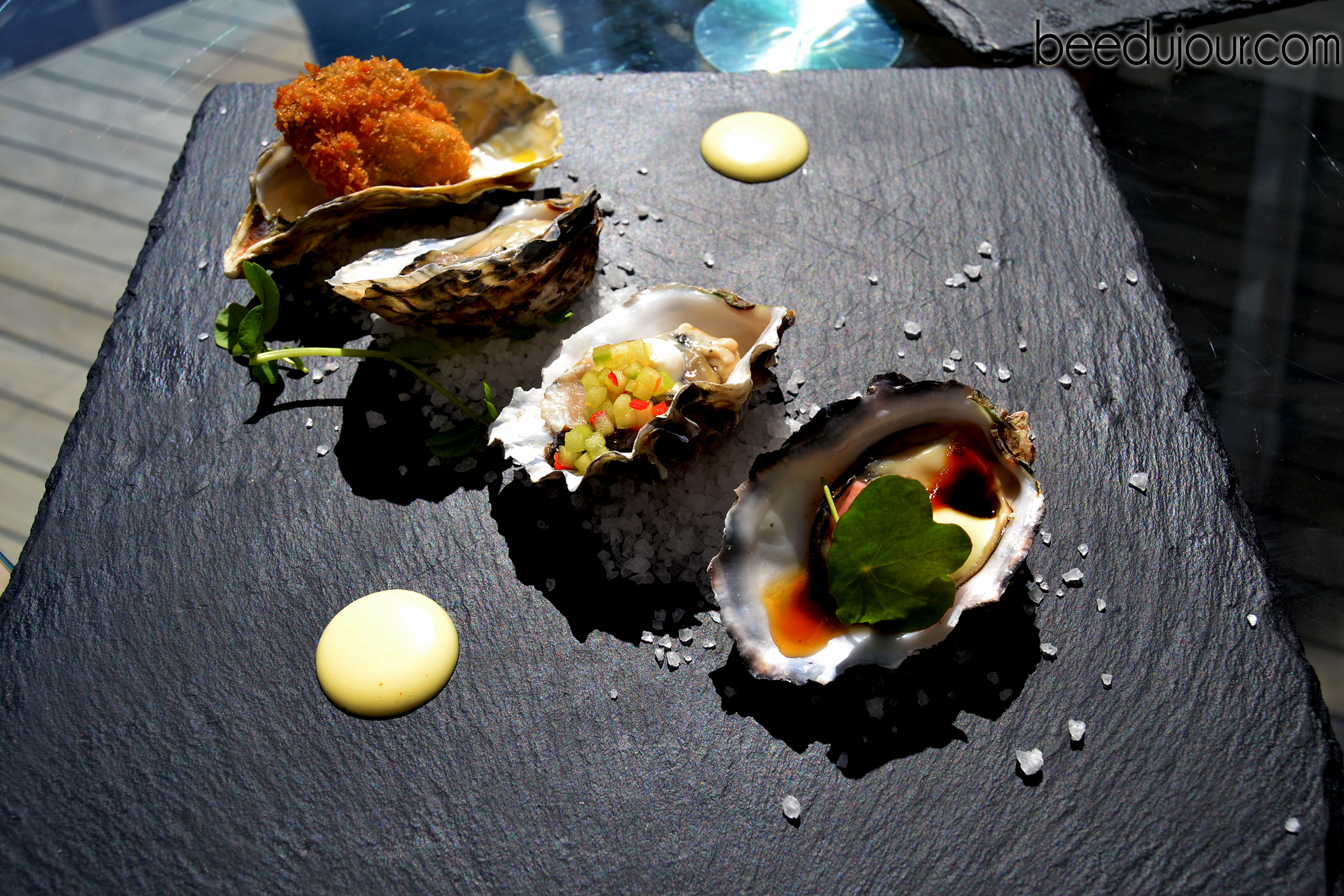the president hotel cape town oysters