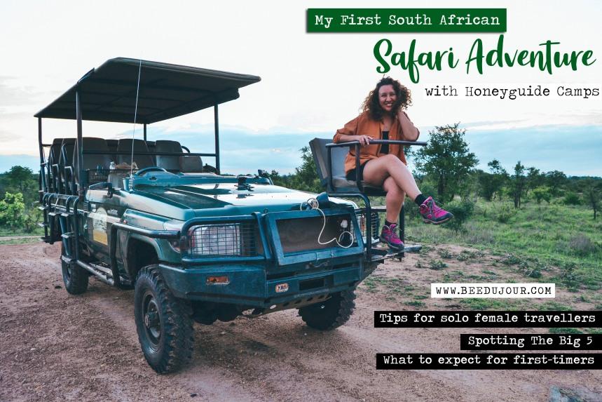 honeyguide safari FEAT