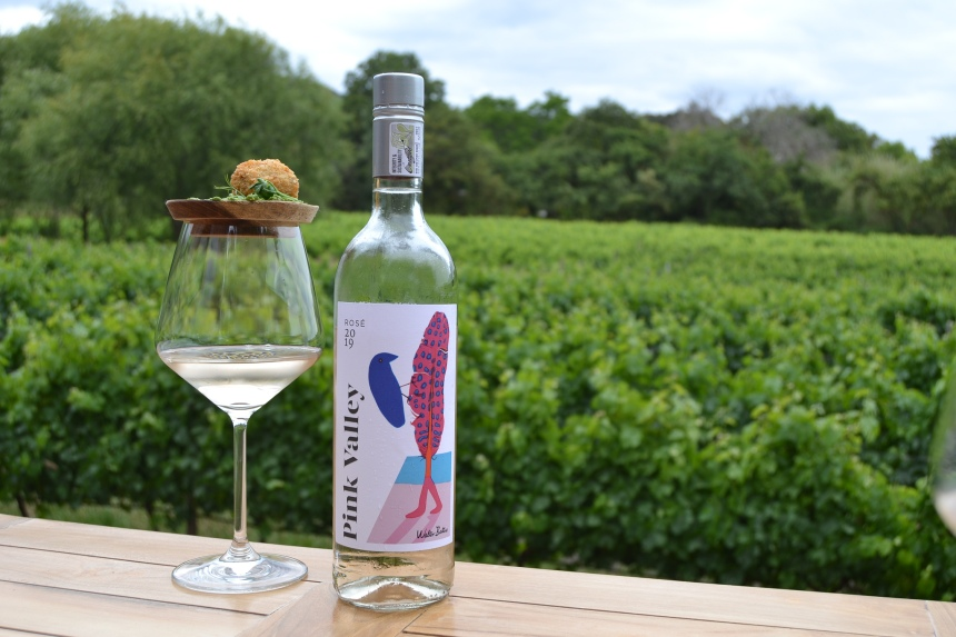 pink valley wines rose 2