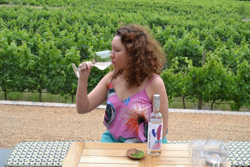 pink valley wines tasting 2