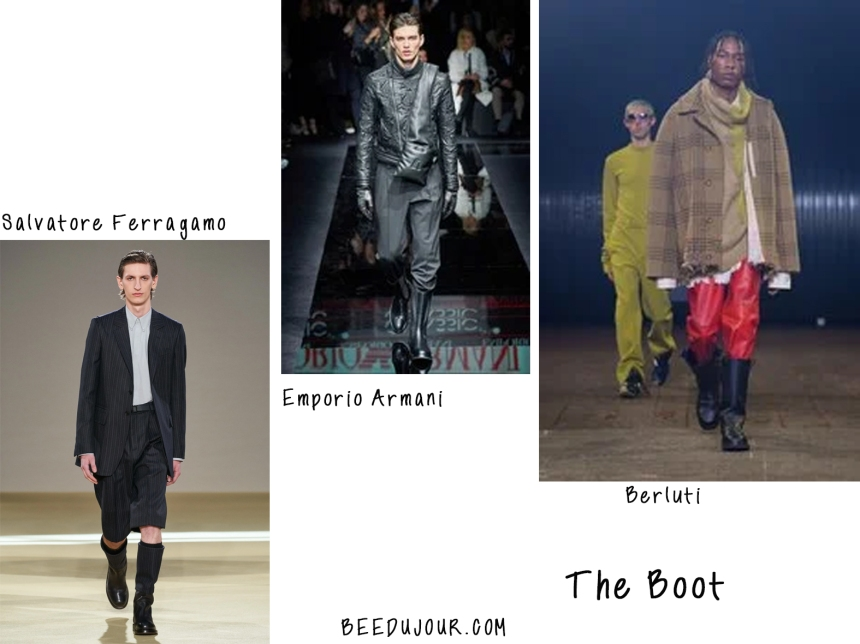 men fashion week 2020 lomg boots 2