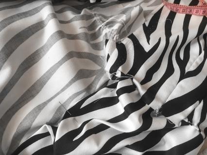 sun met zebr print dress 1