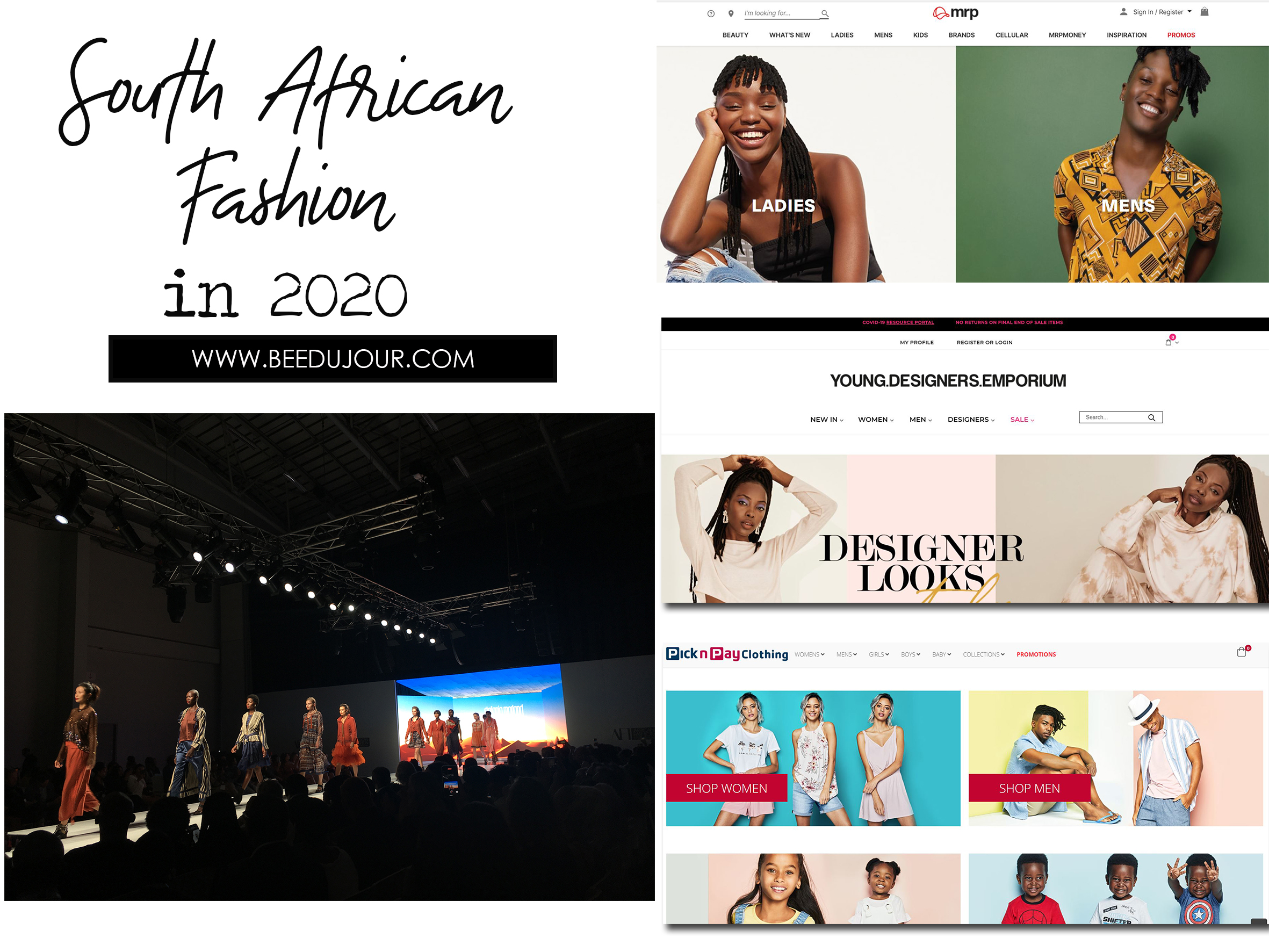 South African Fashion in 2020