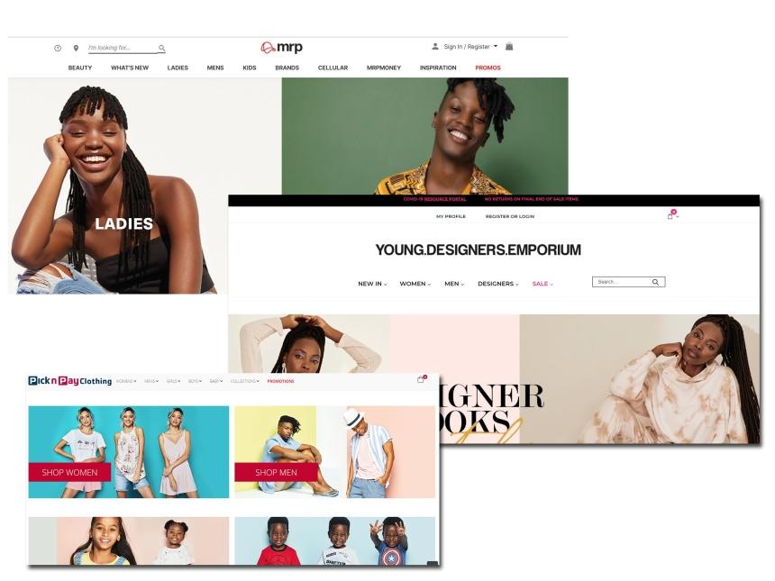 za online shops
