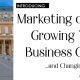 Marketing du Jour: Growing Your Business online and Changing My Niche